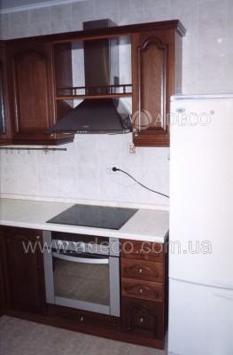 Кухня из дерева_12