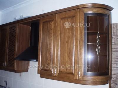 Кухня из дерева_3