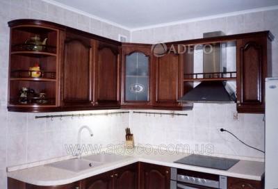 Кухня из дерева_9
