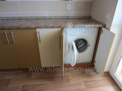 Кухня из МДФ крашенного_15