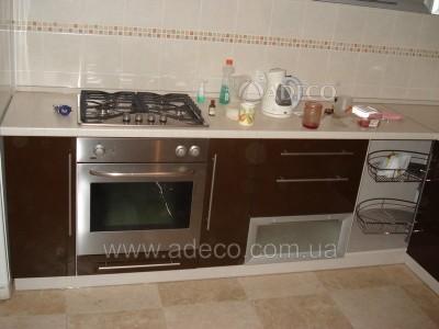 Кухня из МДФ крашенного_22