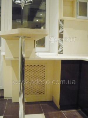 Кухня из МДФ крашенного_31