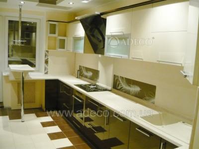 Кухня из МДФ крашенного_33