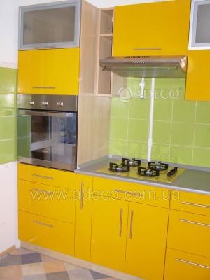 Кухня из МДФ крашенного_37
