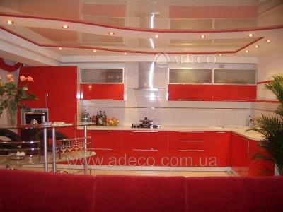 Кухня из МДФ крашенного_41