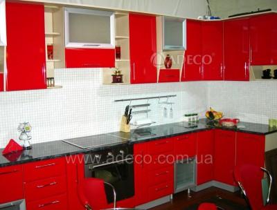 Кухня из МДФ крашенного_62