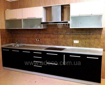 Кухня из МДФ пленочного_34