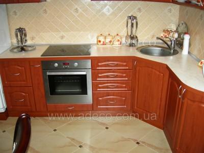 Кухня из МДФ пленочного_43