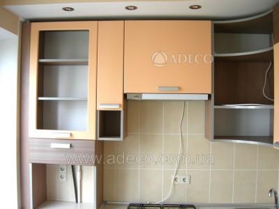 Кухня из МДФ пленочного_52