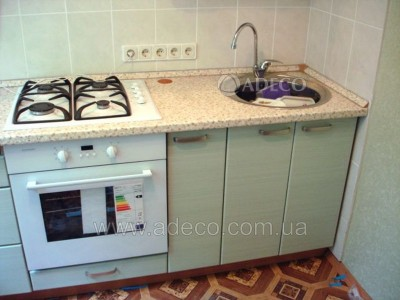 Кухня из МДФ пленочного_67