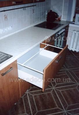 Кухня из МДФ пленочного_72