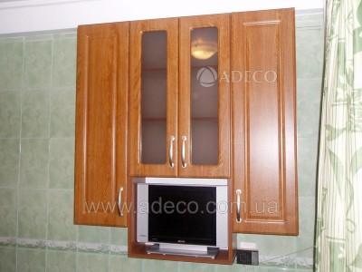 Кухня из МДФ пленочного_82