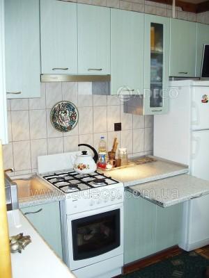 Кухня из МДФ пленочного_83