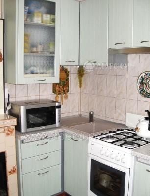 Кухня из МДФ пленочного_84