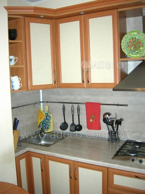 Кухня из МДФ рамочного_9