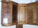 Кухня из дерева_4