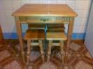 Кухонный стол и стул_11