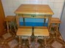 Кухонный стол и стул_12